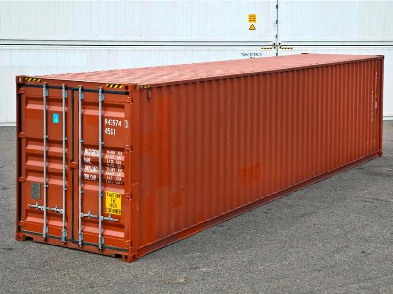 Tainer: Get 20 foot shipping container max weight